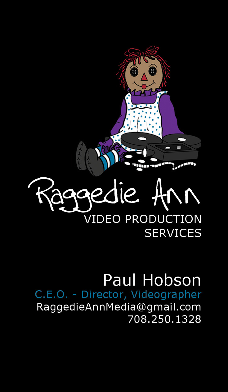 Raggadie Ann Productions 3