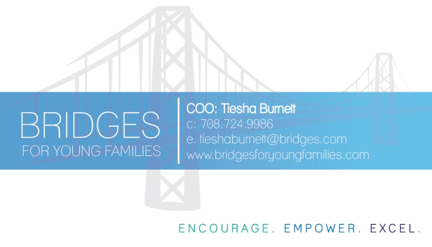 Bridges for Young Families, Business Cards-02