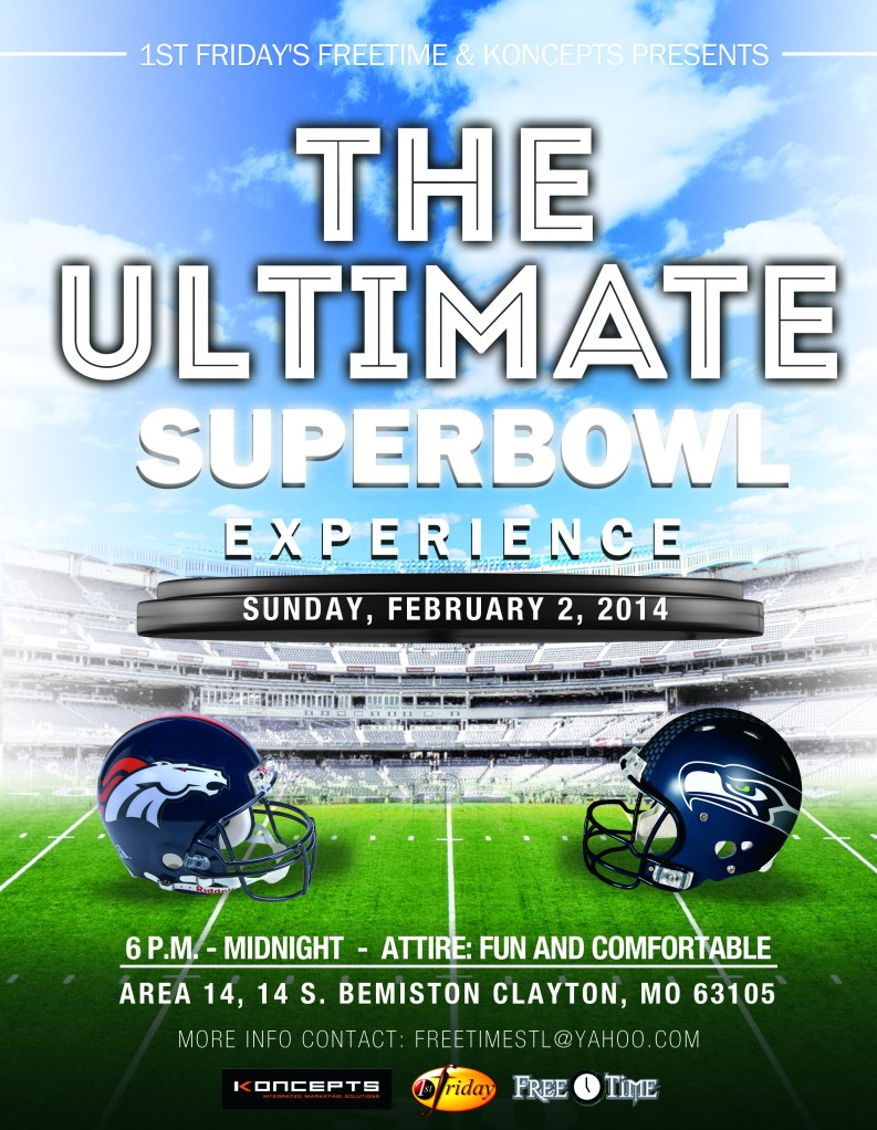 The Ultimate Superbowl Experience