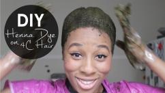 DIY Henna Hair Dye 4