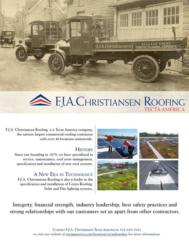 FJA Christiansen Roofing Ad 2